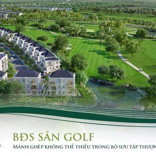 West Lake Golf & Villas - Dự án biệt thự kết hợp với sân golf