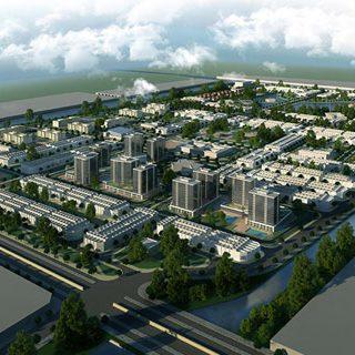 Khu đô thị hiện đại The New City Châu Đốc