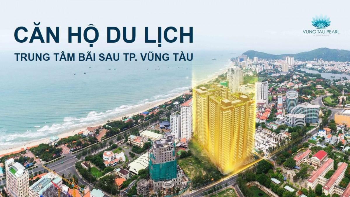 Dự án căn hộ du lịch siêu hot Vũng Tàu Pearl